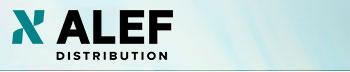 Alef Distribution B2B CZ - Registrace
